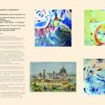 Mostra del pittore Federico Cresci al Frantoio